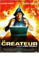 Affiche du film Le cr�ateur