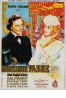 Affiche du film Monsieur Fabre