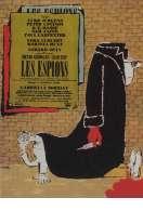 Affiche du film Les espions