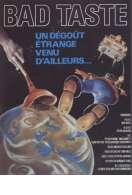 Affiche du film Bad Taste