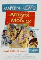 Affiche du film Artistes et Modeles