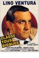 Affiche du film Classe tous risques