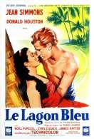 Affiche du film Le Lagon Bleu