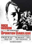 Affiche du film L'op�ration diabolique