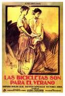 Affiche du film Les bicyclettes sont pour l'été