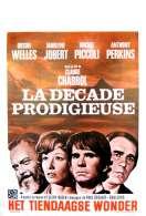 Affiche du film La d�cade prodigieuse