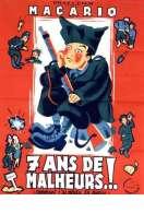 Affiche du film Sept Ans de Malheur