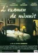 Affiche du film L'examen de minuit