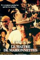 Affiche du film Le ma�tre de marionnettes