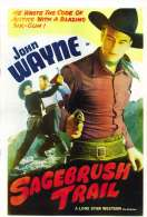 Affiche du film Sagebrush Trail