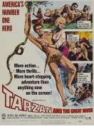 Affiche du film Tarzan et le Jaguar Maudit