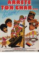 Affiche du film Arrete Ton Char Bidasse
