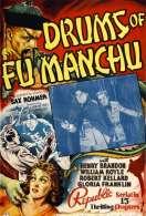 Affiche du film La fille de Fu Manchu
