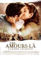 Affiche du film Ces amours-l�