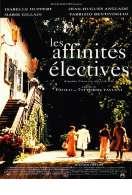 Affiche du film Les affinit�s �lectives