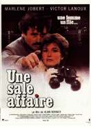Affiche du film Une Sale Affaire