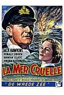 Affiche du film La mer cruelle