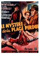 Affiche du film Le Mystere de la Plage Perdue