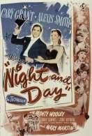Affiche du film Nuit et Jour