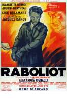Affiche du film Raboliot