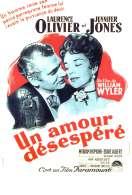 Affiche du film Un Amour Desespere