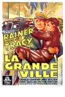 Affiche du film La Grande Ville