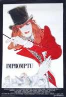 Affiche du film Impromptu