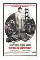 Affiche du film Appelez Moi Monsieur Tibbs