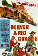 Affiche du film Les Rivaux du Rail