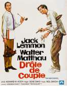 Affiche du film Dr�le de couple