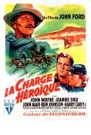 Affiche du film La charge h�ro�que