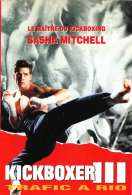 Affiche du film Kickboxer 3 : Trafic a Rio