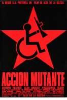 Affiche du film Action mutante