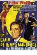 Affiche du film Un Clair de Lune a Maubeuge