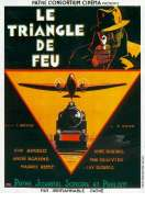 Affiche du film Le triangle de feu