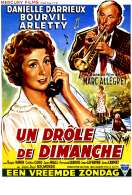 Affiche du film Drole de Dimanche