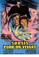 Affiche du film Sursis Pour Un Vivant