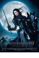 Affiche du film Underworld 3 : le soul�vement des Lycans