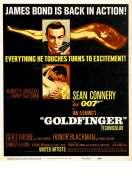 Affiche du film Goldfinger