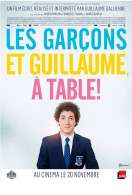 Affiche du film Les Gar�ons et Guillaume, � table !
