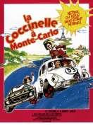 Affiche du film La coccinelle a monte-carlo