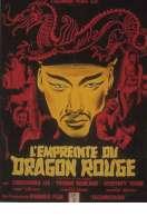 Affiche du film L'empreinte du dragon rouge