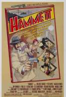 Affiche du film Hammett