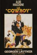 Affiche du film Le Cow Boy