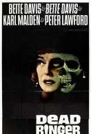 Affiche du film La mort frappe trois fois