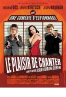 Affiche du film Le Plaisir de chanter
