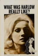 Affiche du film Harlow la Blonde Platine