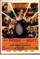 Affiche du film Mon Phoque et Elles