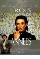 Affiche du film Trois Annees