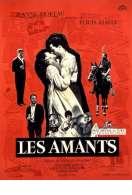 Affiche du film Les amants